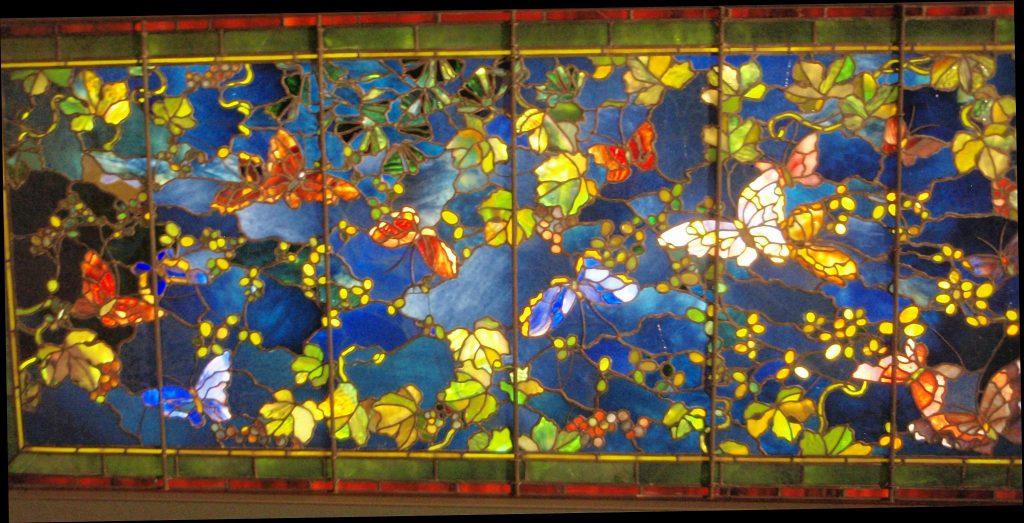 Schmetterlinge, Glaskunst, Boston Museum of Fine arts