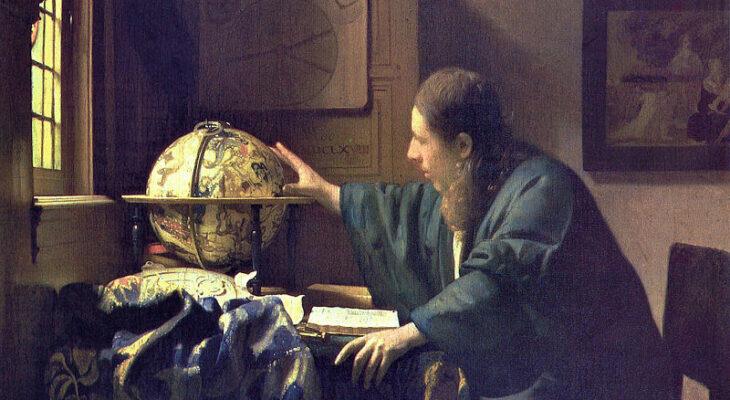 Hat Jan Vermeer eine camera obscura verwendet?