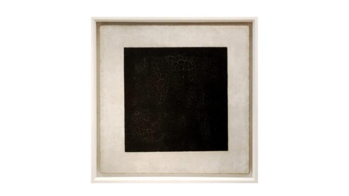 Das schwarze Quadrat von 1915