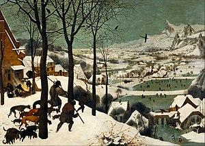 Pieter_Bruegel_the_Elder_-_Hunters_in_the_Snow_(Winter)