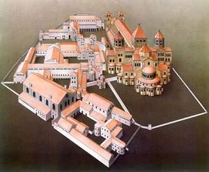 Abtei Cluny, Frankreich, Burgund