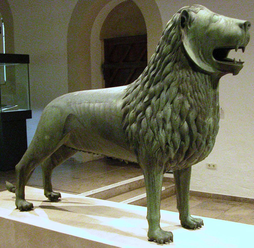 Braunschweiger_Loewe_Original_Brunswick_Lion