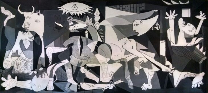 «Guernica» überall