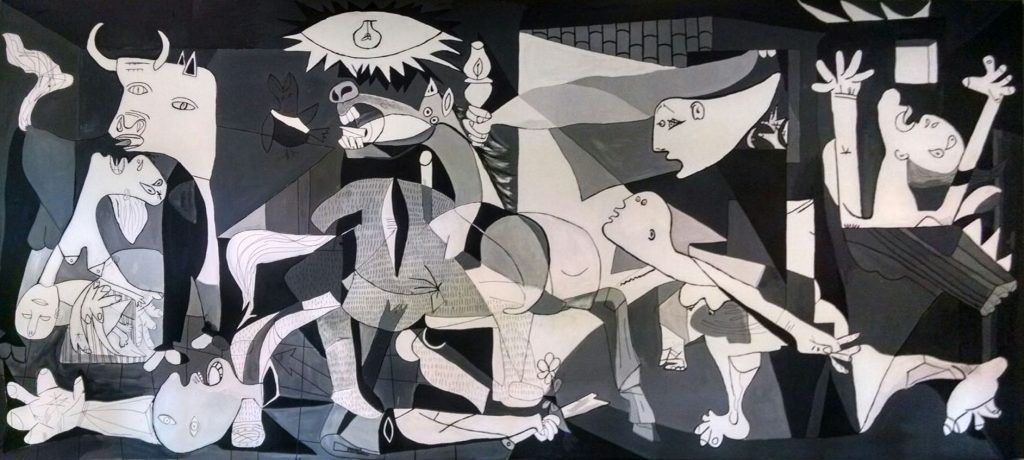 """Guernica"" überall"