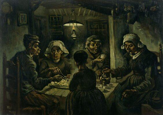 Bauern-, Arbeiter-, und Bürgertum im Jahr 1885