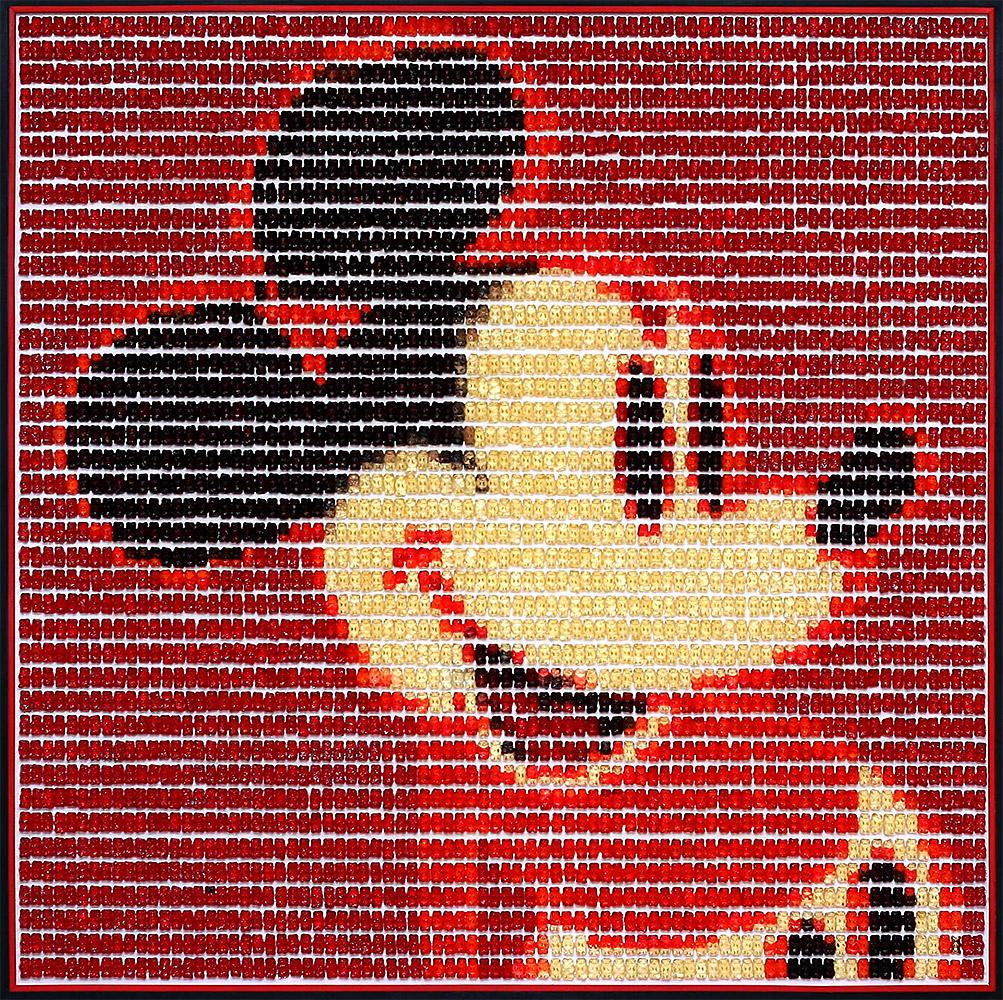 Mickey Mouse, aus Gummibaerchen, Johannes Cordes