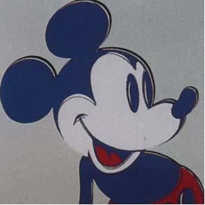 Mickey von Andy Warhol, 1981