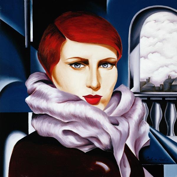 Christine Abel, European winter