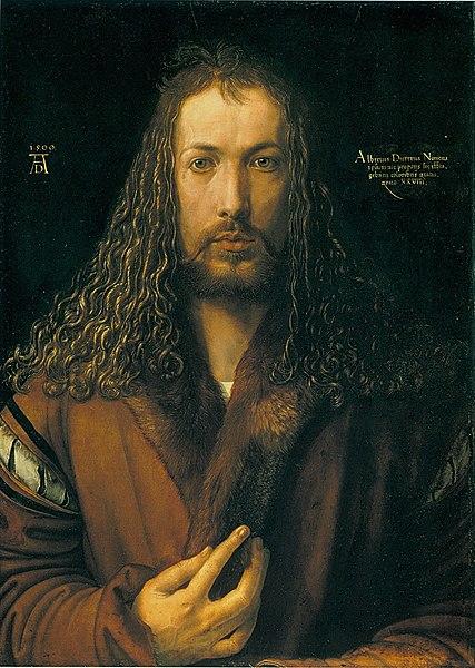 https://de.wikipedia.org/wiki/Datei:Dürer_-_Selbstbildnis_im_Pelzrock_-_Alte_Pinakothek.jpg