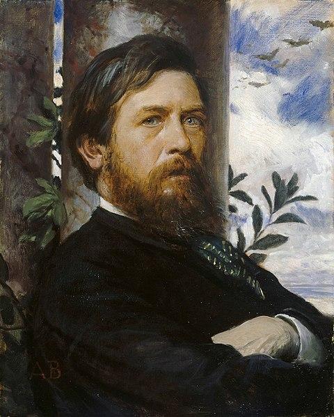 https://en.wikipedia.org/wiki/File:Arnold_Böcklin_(1827_-_1901),_Selbstportrait_(1873).jpg