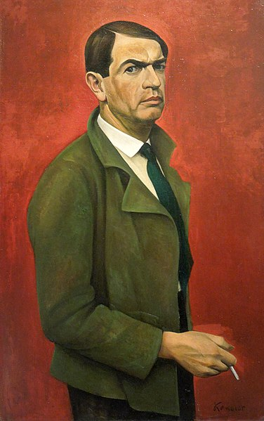 https://commons.wikimedia.org/wiki/File:Alexander_Kanoldt_-_Autoportret.jpg
